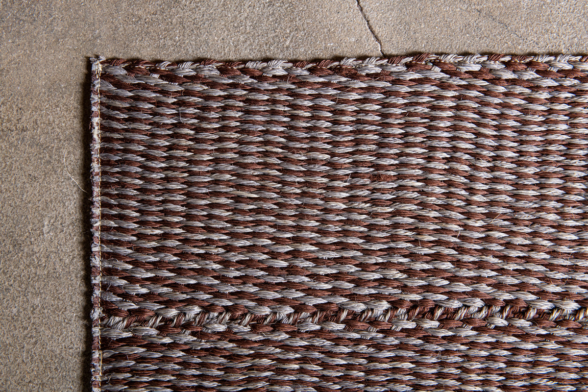 One Grey Brown Nickey Kehoe Doormat.