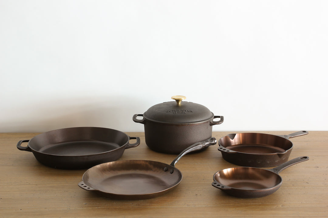 Smithey Cast Iron Cookware