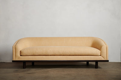 Nickey Kehoe Curved Sofa