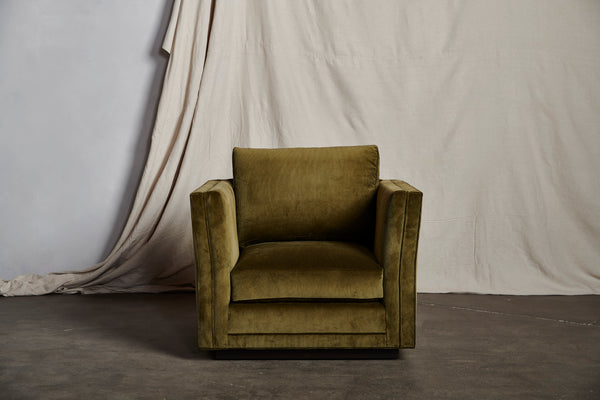 Nickey Kehoe Modern Chair