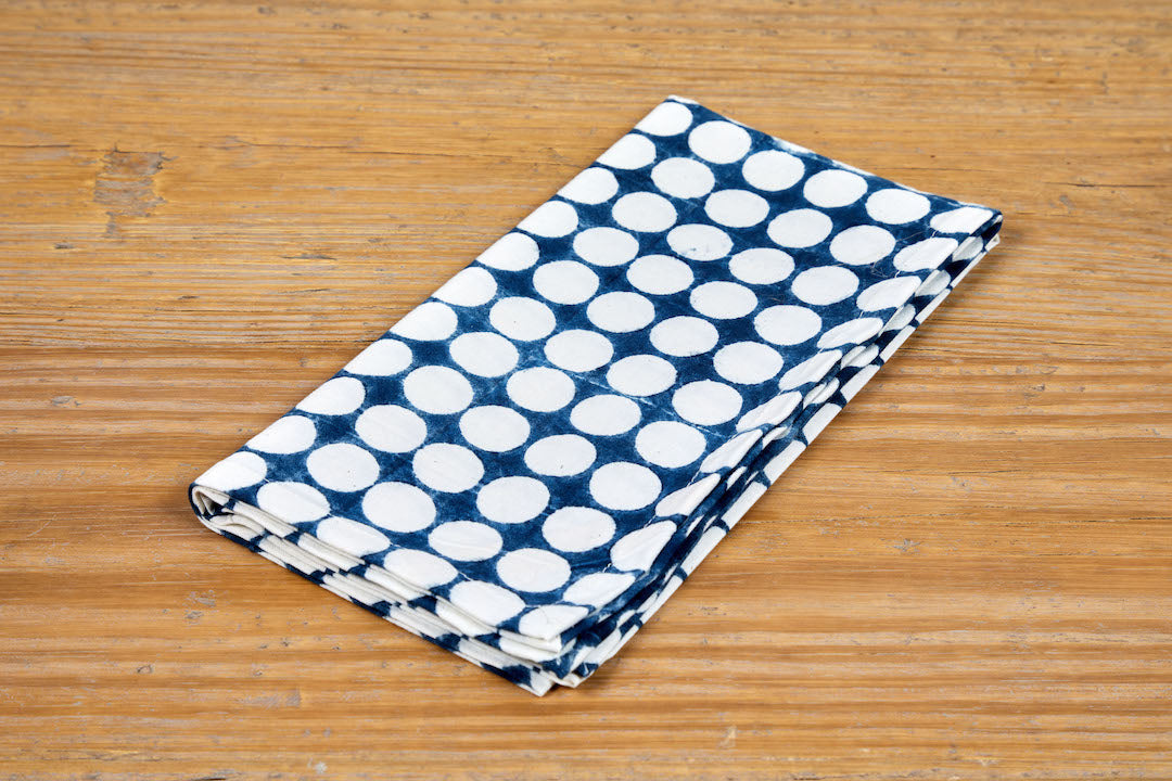 Les Indiennes Tania Dot Napkin