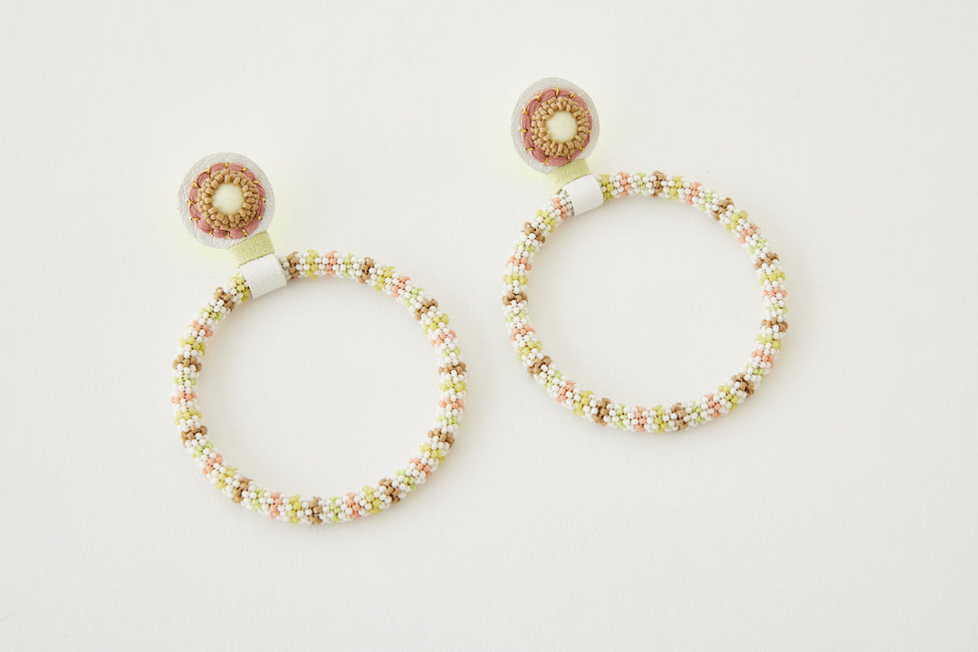 Robin Mollicone Large Hoops