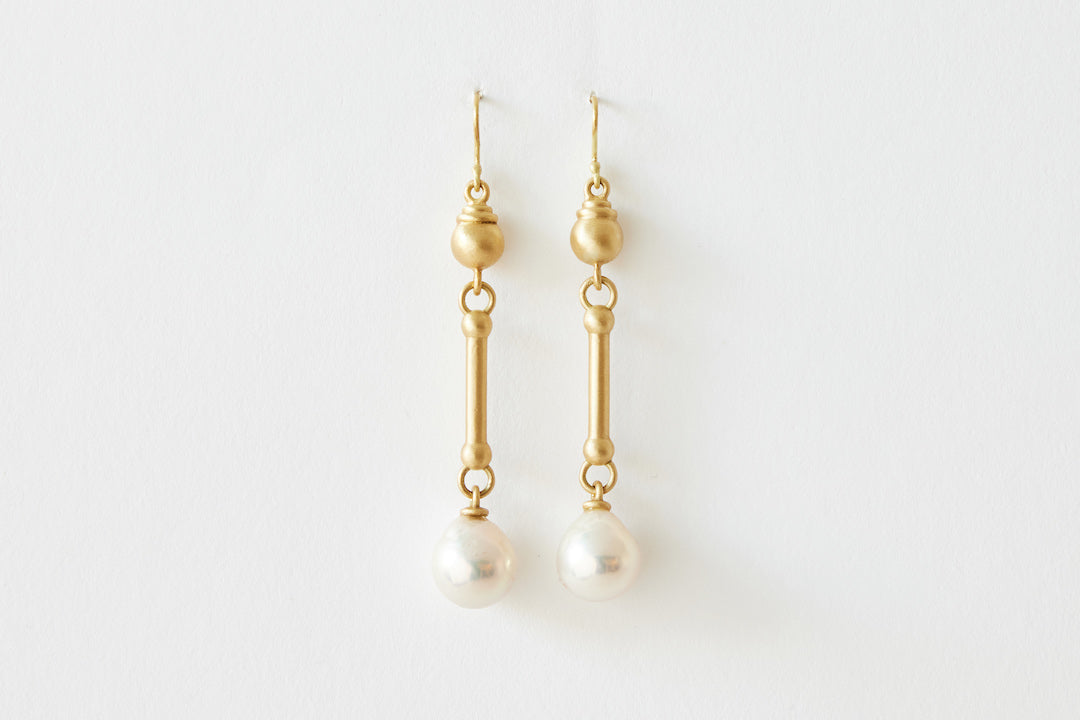 Jenna Katz Bell Earrings