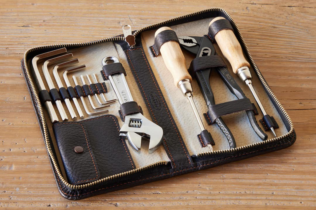 F. Hammann Leather Toolkit