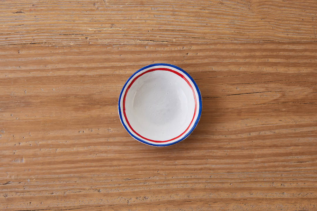 Astier de Villatte, Tricolore Dishes