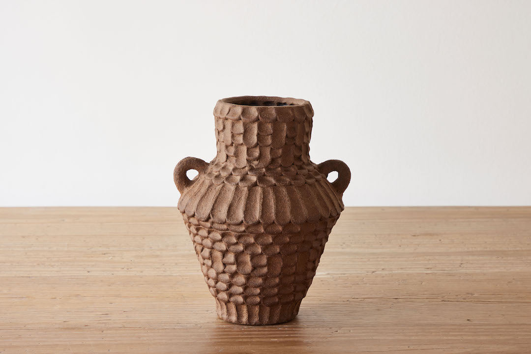 Fielding Clay Works, Small Lotus Pot