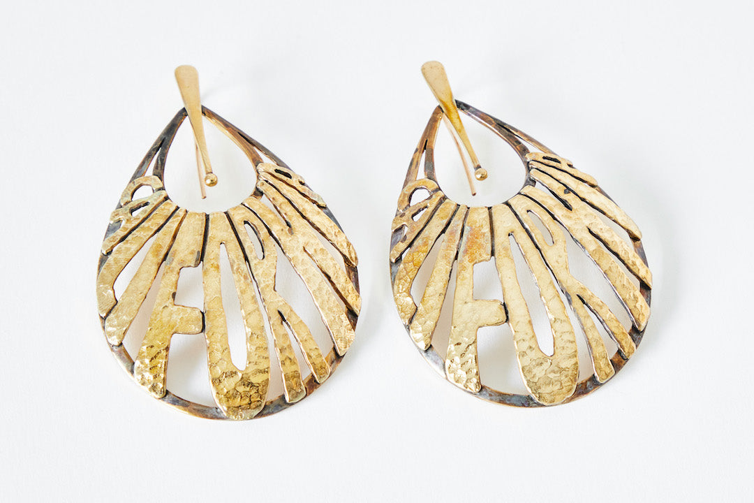 Lisa Eisner California Earrings