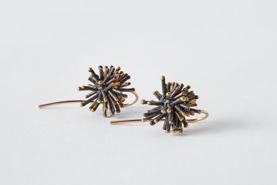 Lisa Eisner Micro Spore Dangle Earrings