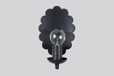 Nickey Kehoe Scallop Sconce