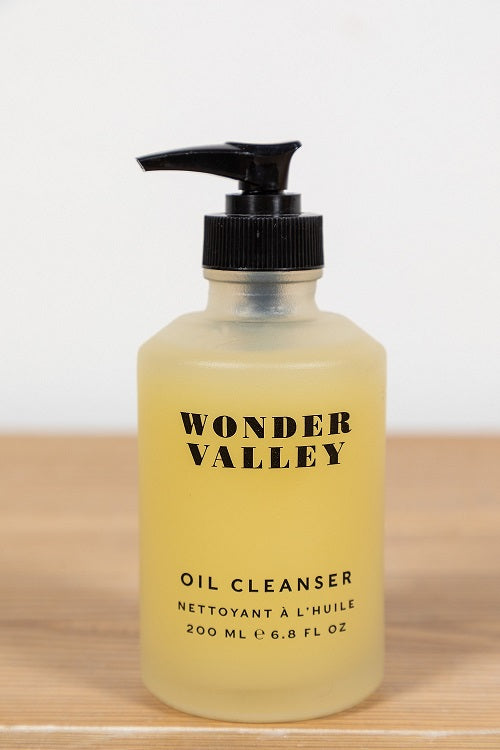 Wonder Valley Facial Oil Cleanser