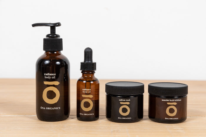 ONA ORGANICS RADIANCE FACIAL OIL