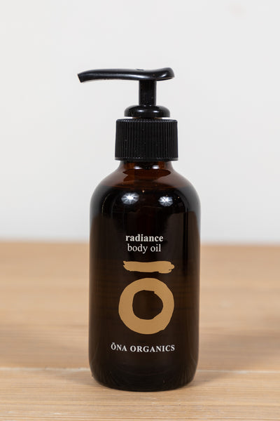 Ona Organics Radiance Body Oil