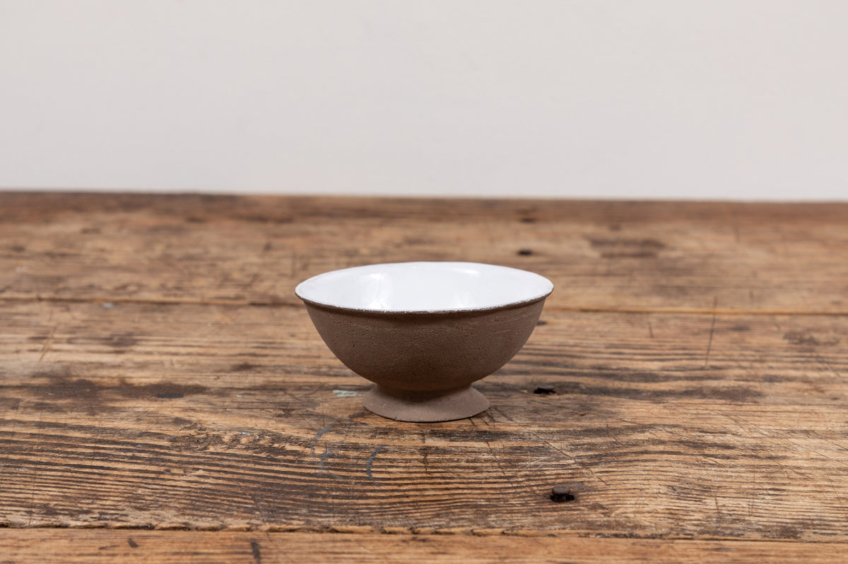 Astier De Villatte | Sobre Raw Clay Bowl With Stand