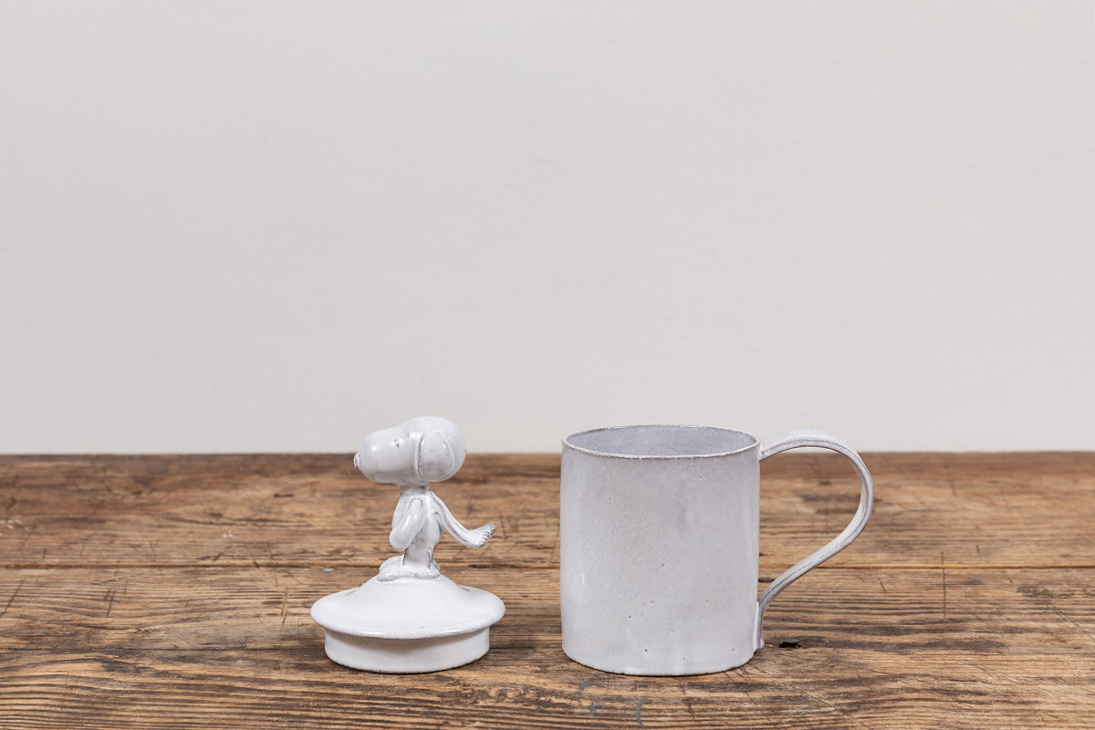 Astier De Villatte | Mug With Snoopy Cover