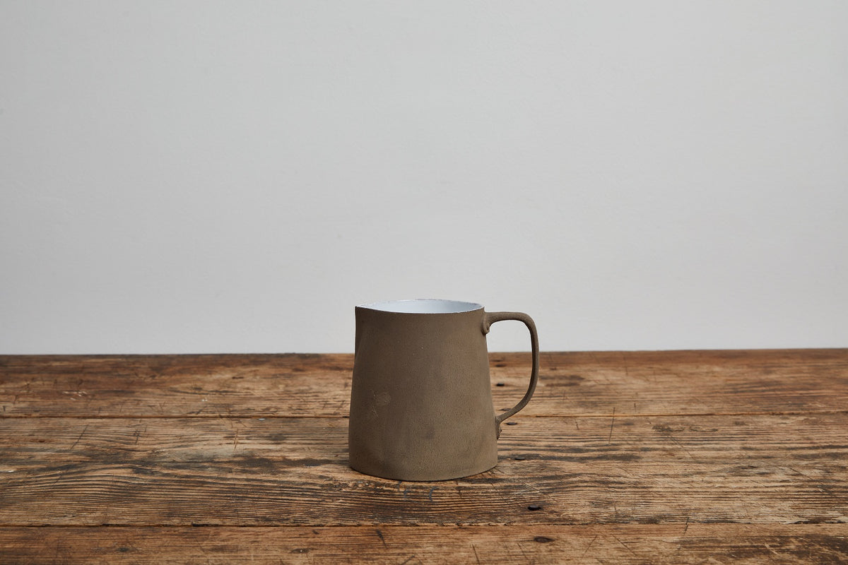 Astier De Villatte | Raw Clay Pitcher