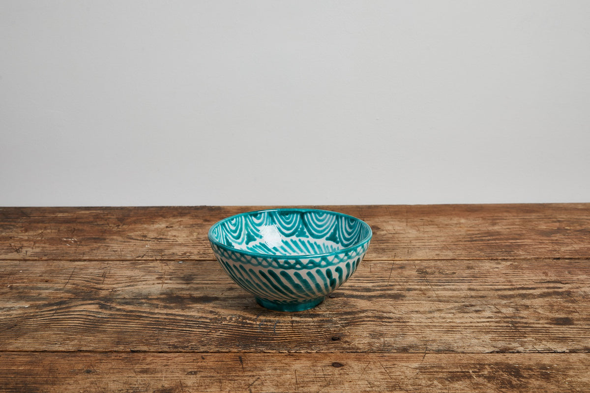 Pomelo Hand Painted Bowl