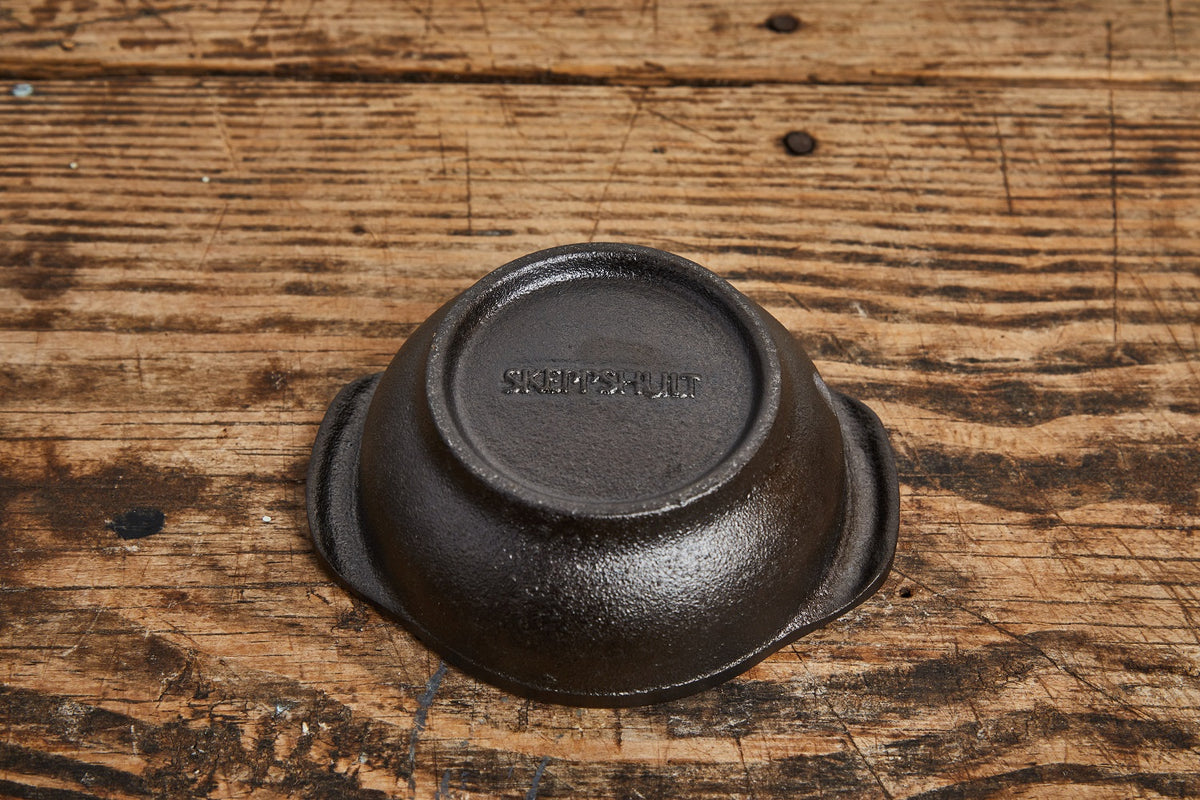 Skeppshult Cast Iron Mortar And Pestle