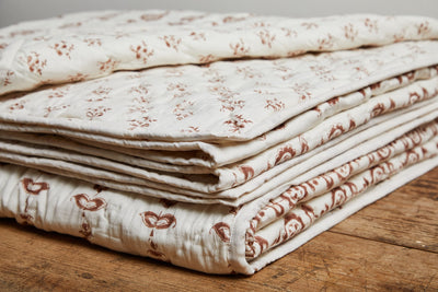 Les Indiennes Daisy Lucie Quilt