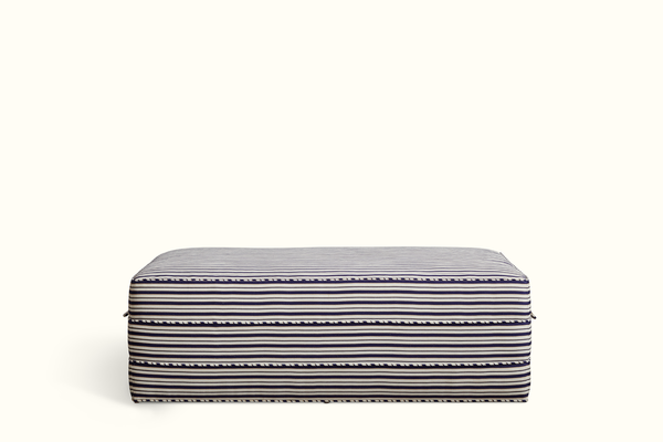 Nickey Kehoe Rectangular Ottoman