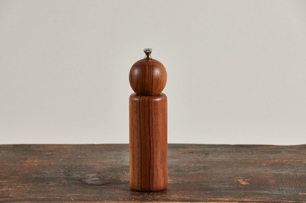 De Jong & Co. Black Walnut Salt and Pepper Grinders
