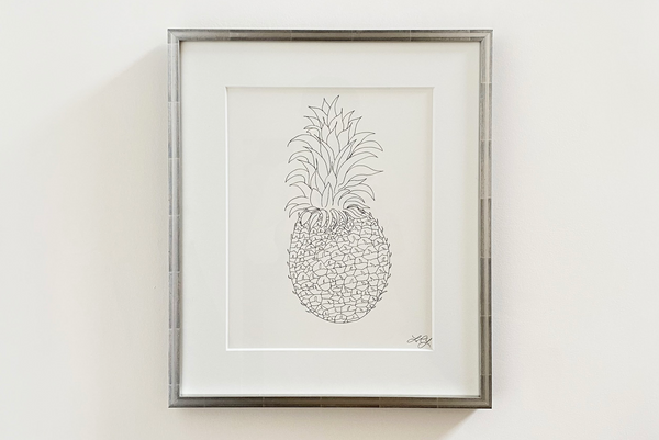 Liz Young, Pineapple