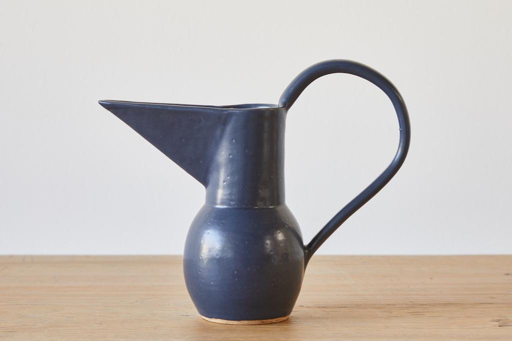 Watercourse Clay Beak Belly Pitcher