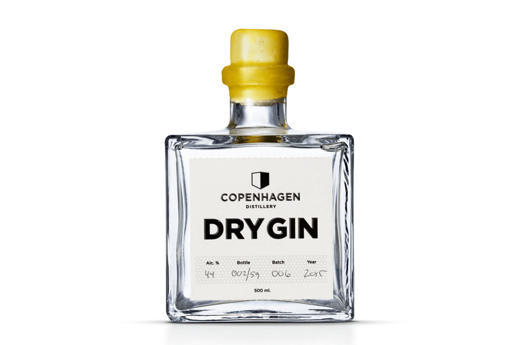 Dry Gin - gourmetmarked.dk