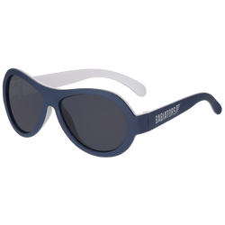 Nautical Navy Two Tone Aviator