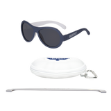 Nautical Navy Two Tone Aviator Gift Set