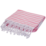 Light Pink Turkish Towel