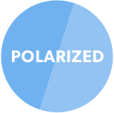 Polarized Badge