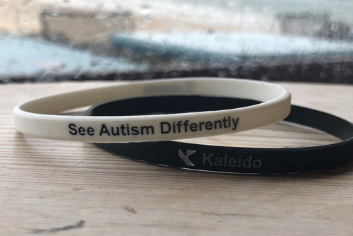 Kaleido wristbands (Pair)