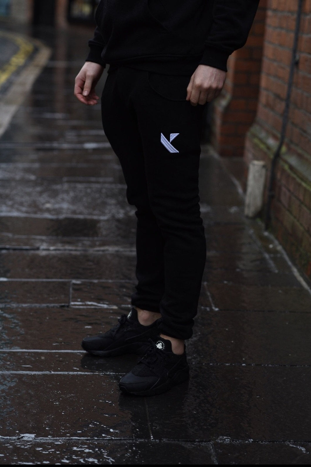 Men's Slim Fit Track bottoms