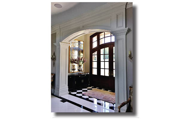 The Anatomy of Recessed Paneled Openings