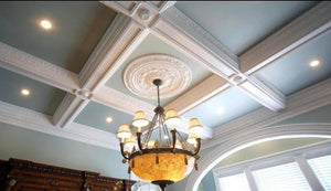 Five Steps To Select The Perfect Ceiling Medallion