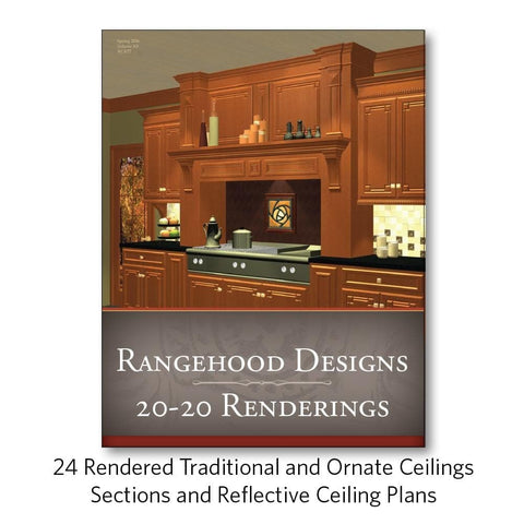 Rangehood Designs 20-20 Renderings