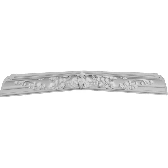 Emery Crown Moulding Inside Corner, 4