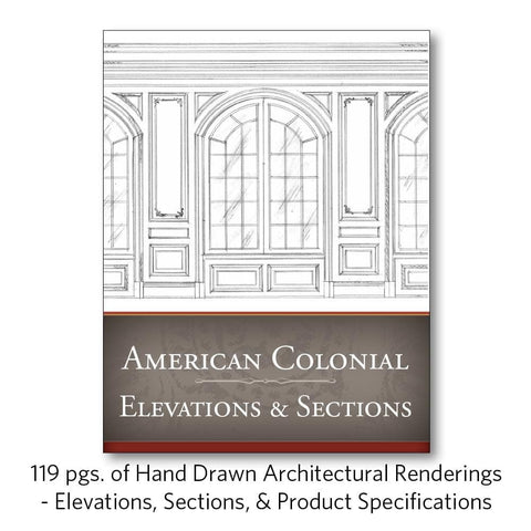 American Colonial Exteriors