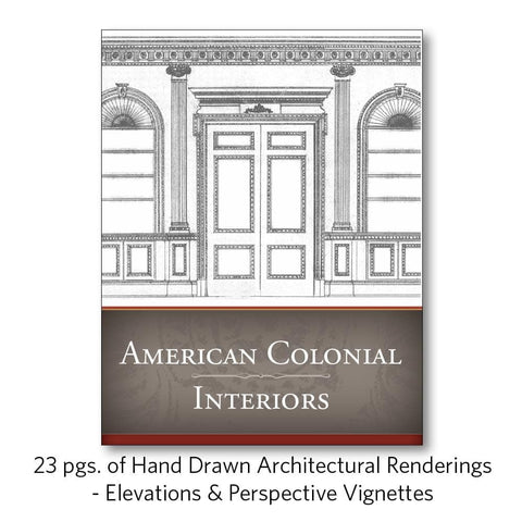 American Colonial Interiors