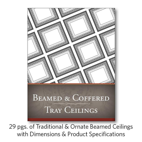 Beamed & Coffered Ceilings