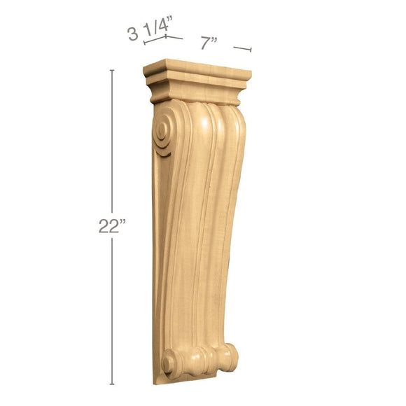 Extra Large Classic Corbel, 7