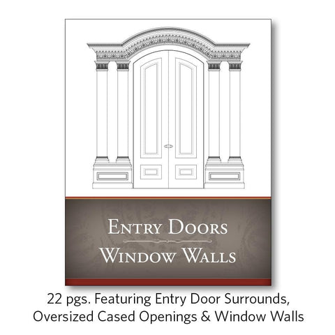 Entry Doors Window Walls