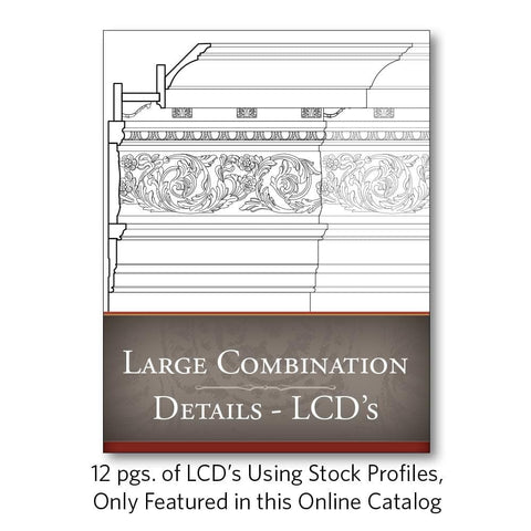 Large Combination Details - LCD's
