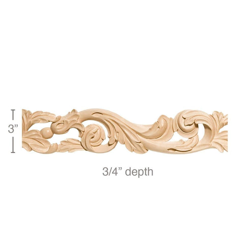 Hand Carved Woodcarvings Mouldings – White River Hardwoods