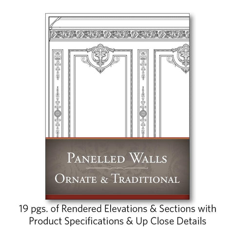 Panelled Walls - Ornate & Traditional
