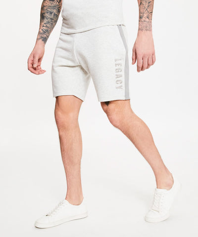 Dead Legacy Snow Marl Jersey Shorts