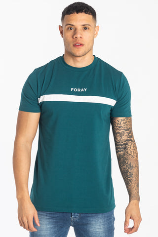 Foray Kovar Tee-Teal