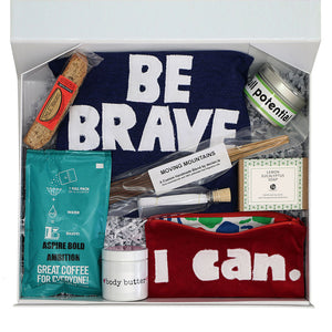 Women's Be Brave Friendship Box