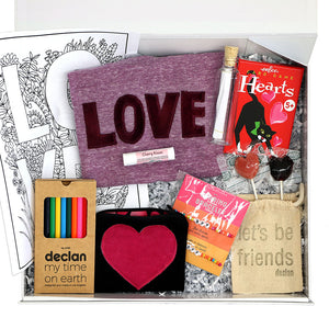 Kid's Love Friendship Box Ages 8-12