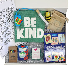 Kids Be Kind Friendship Box Ages 4-6